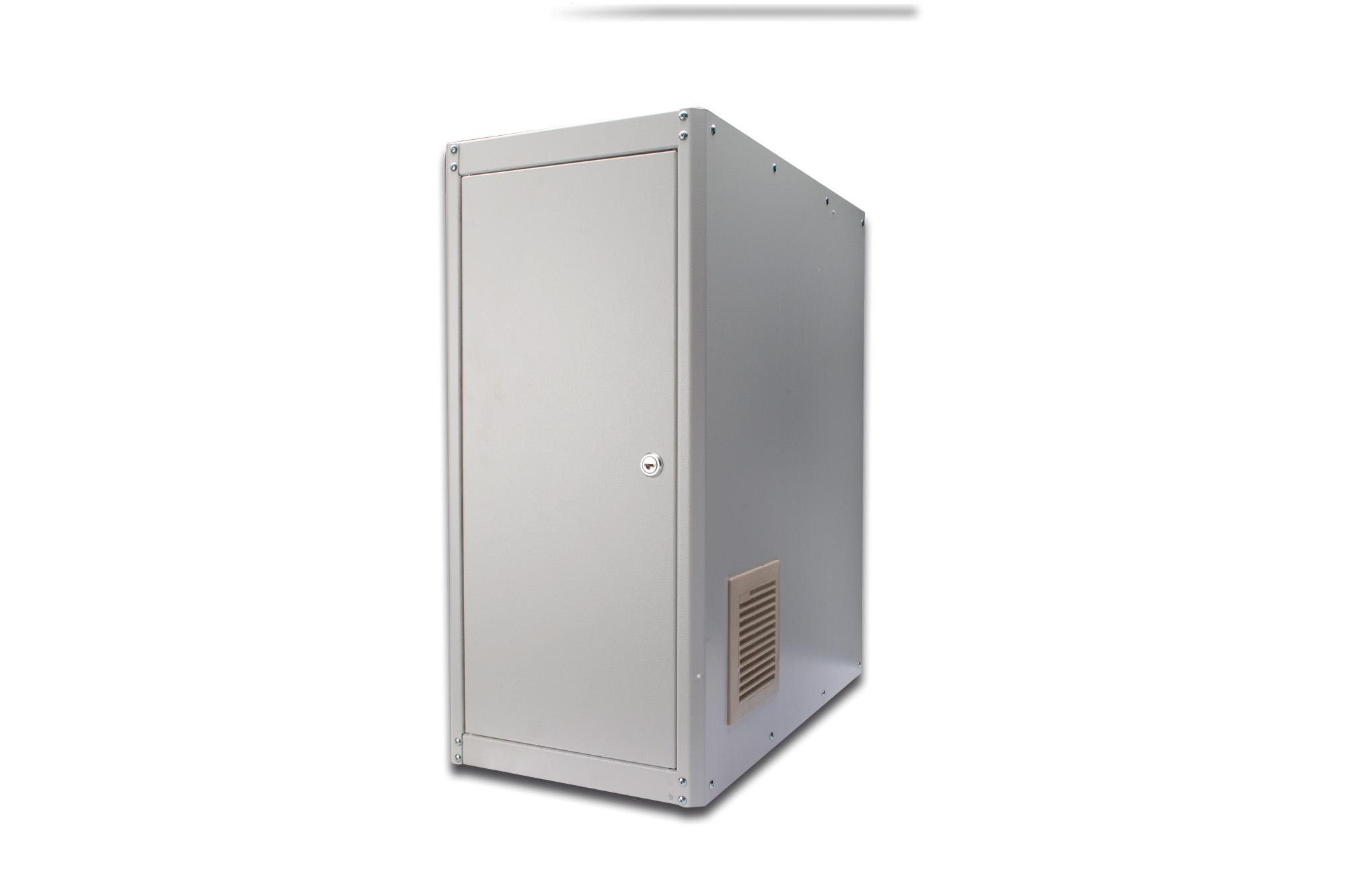 Digitus Professional Pc Schrank Mit Aktiver Luftung 402x600x450mm